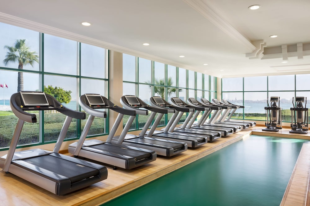 Fitness Facility, Sheraton Grand Doha Resort & Convention Hotel