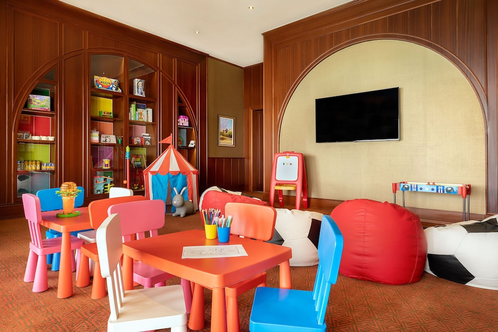 Children's Area, Sheraton Grand Doha Resort & Convention Hotel