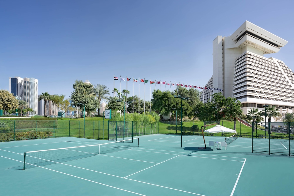 Tennis Court, Sheraton Grand Doha Resort & Convention Hotel