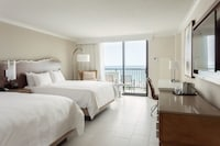Room, 2 Double Beds, Balcony, Ocean View (Guest)