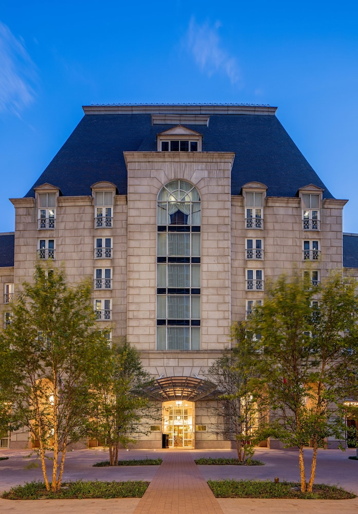 Hotel Crescent Court In Dallas