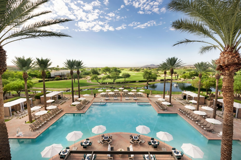 Pool, Fairmont Scottsdale Princess