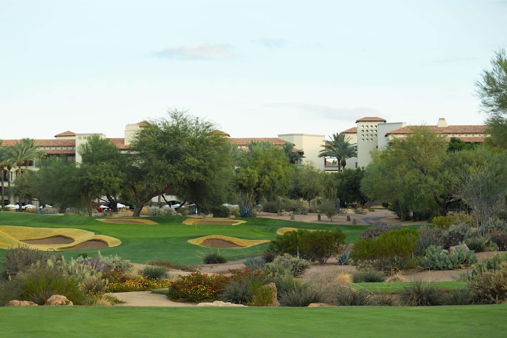 Golf, Fairmont Scottsdale Princess