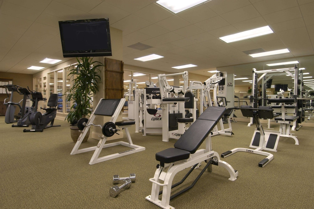 Fitness Facility, Fairmont Scottsdale Princess