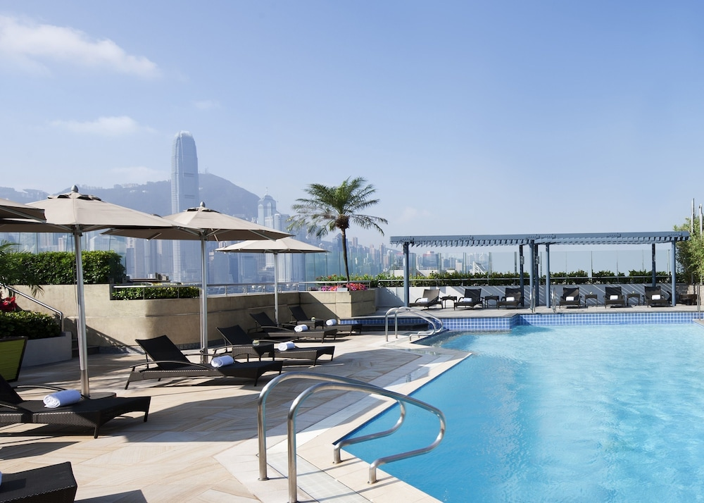 Outdoor Pool, Sheraton Hong Kong Hotel & Towers