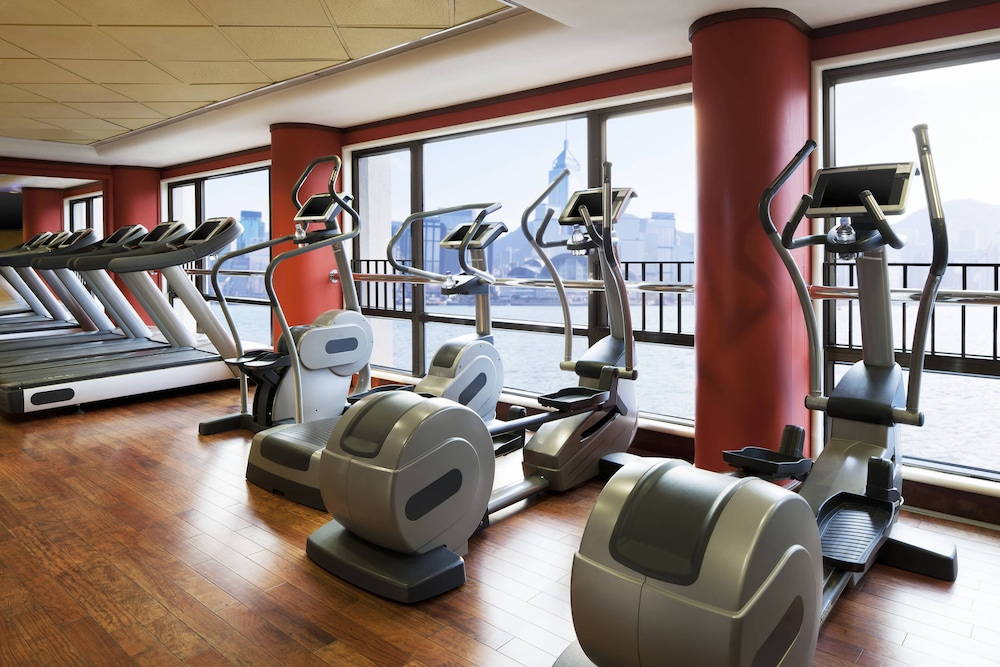 Fitness Studio, Sheraton Hong Kong Hotel & Towers