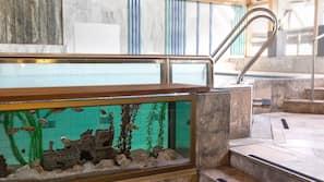 Sisäuima-allas