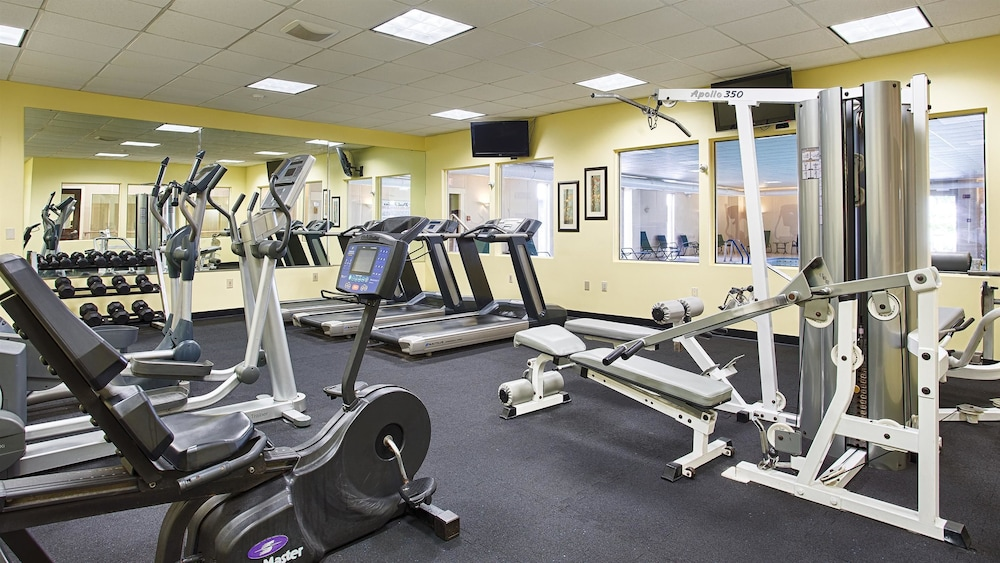 Fitness Facility, Best Western Plus Waterville Grand Hotel