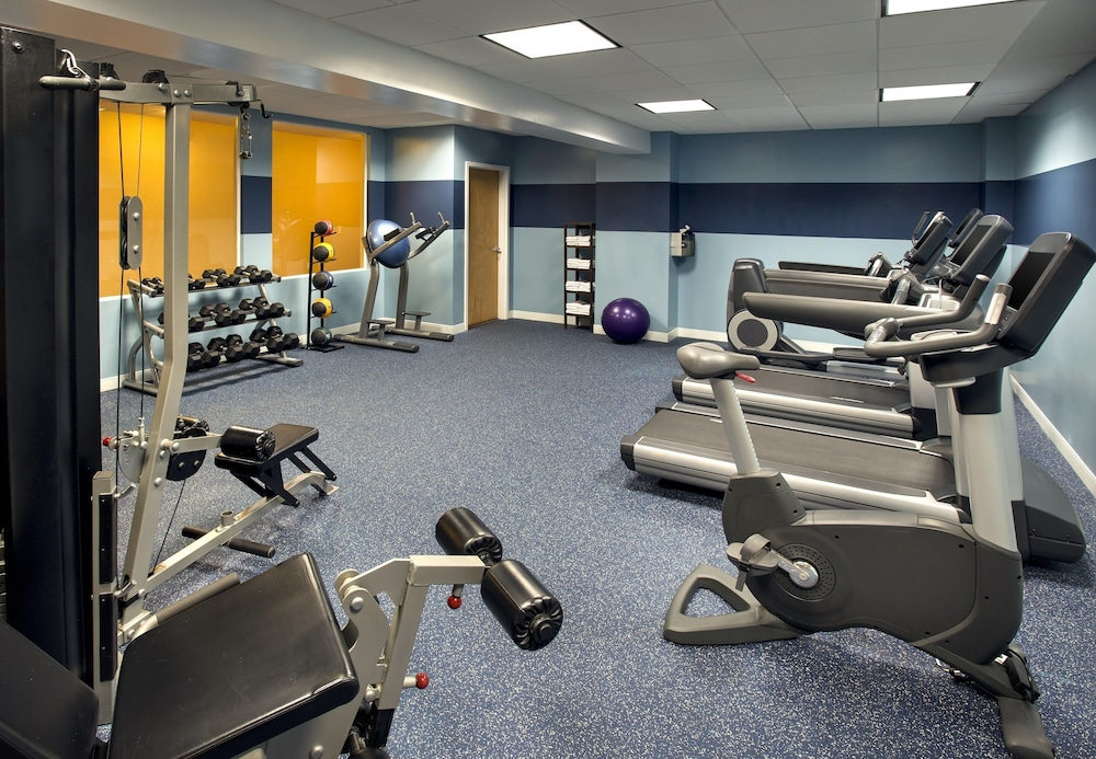 Fitness Facility, Four Points by Sheraton Melville Long Island