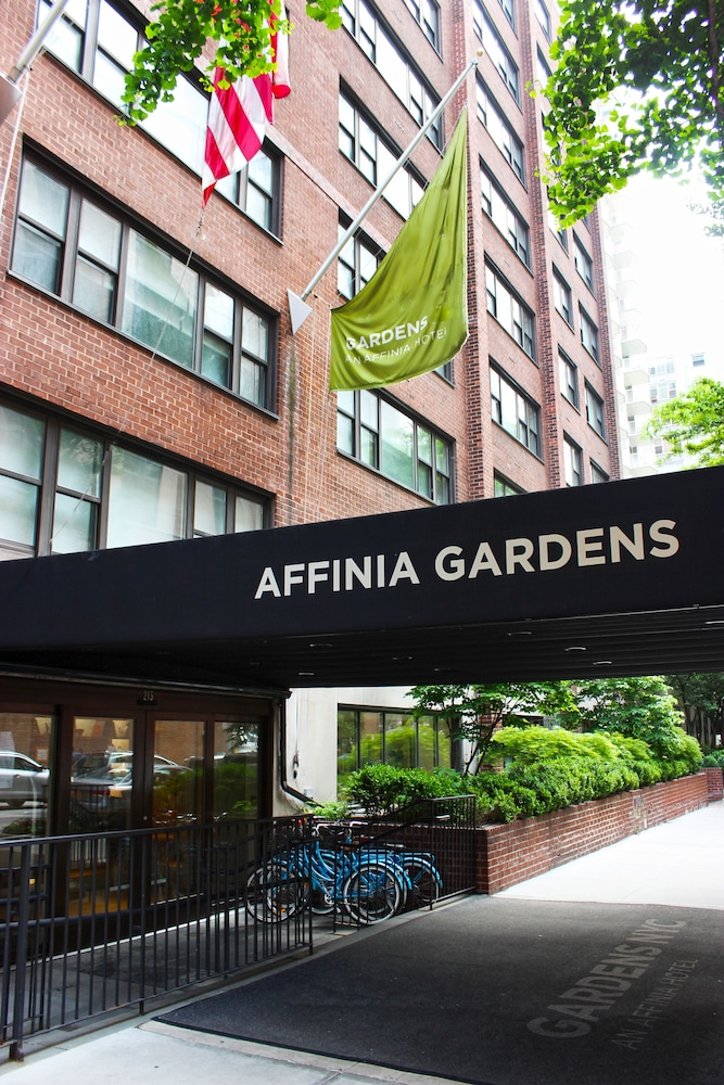 Front of Property, Gardens Suites Hotel by Affinia