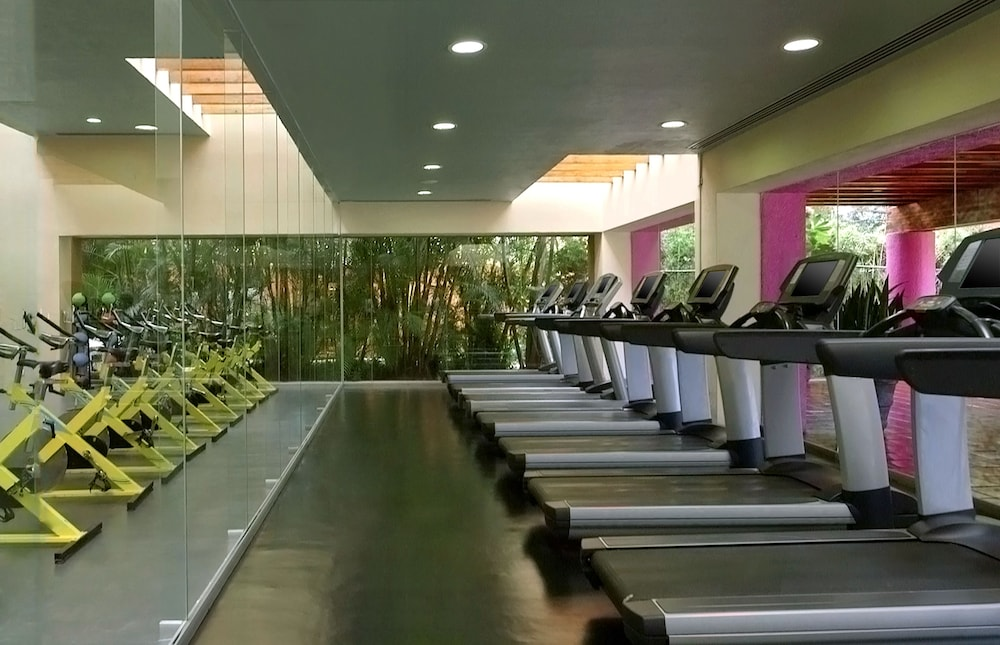 Gym, The Westin Resort & Spa Puerto Vallarta