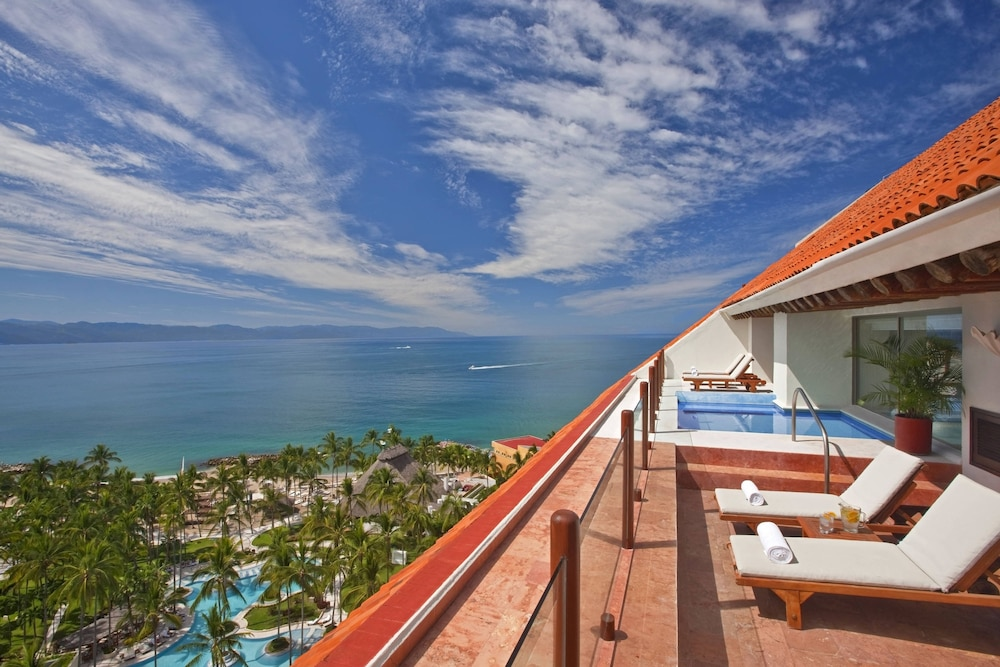 Beach/Ocean View, The Westin Resort & Spa Puerto Vallarta