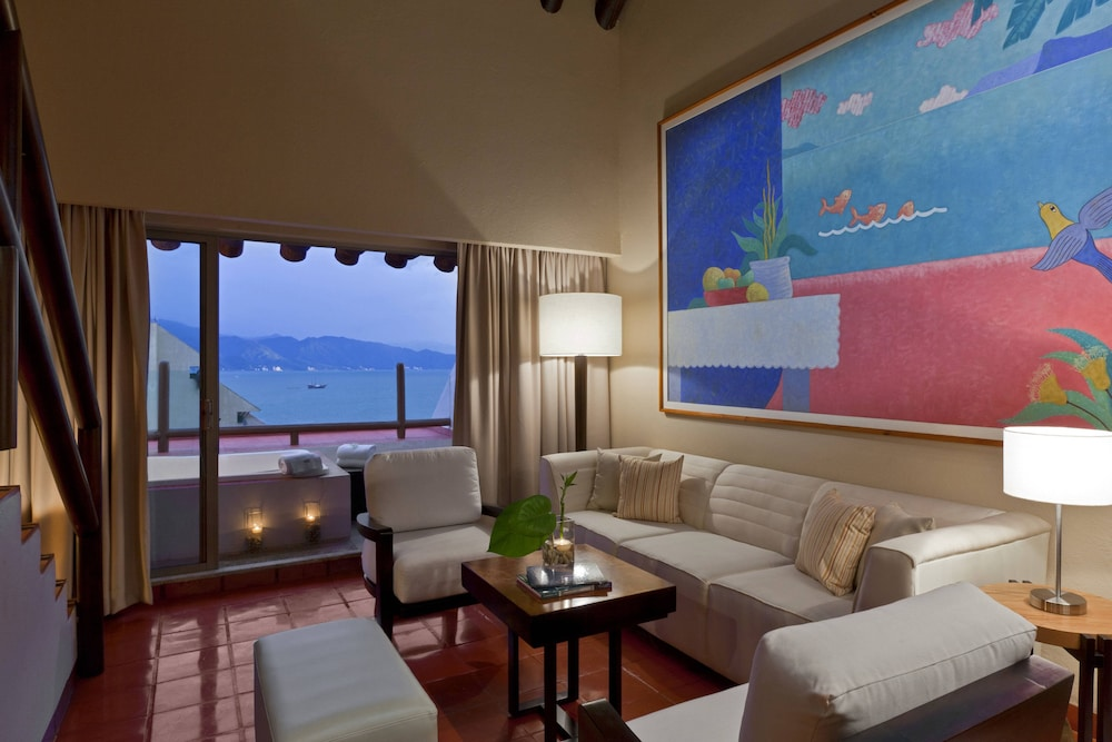 Room, The Westin Resort & Spa Puerto Vallarta