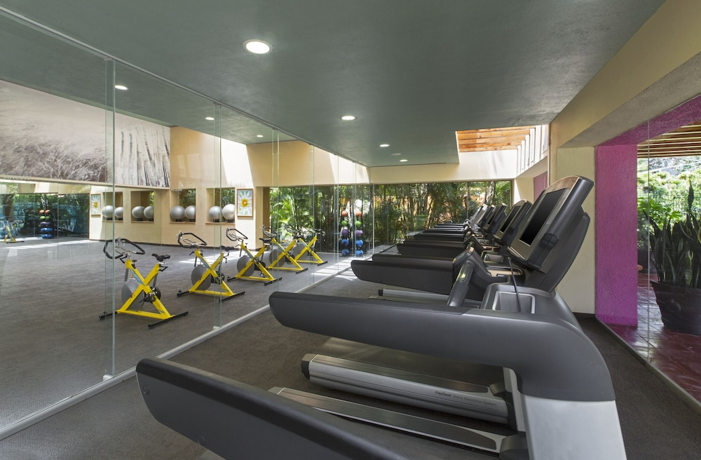 Fitness Facility, The Westin Resort & Spa Puerto Vallarta