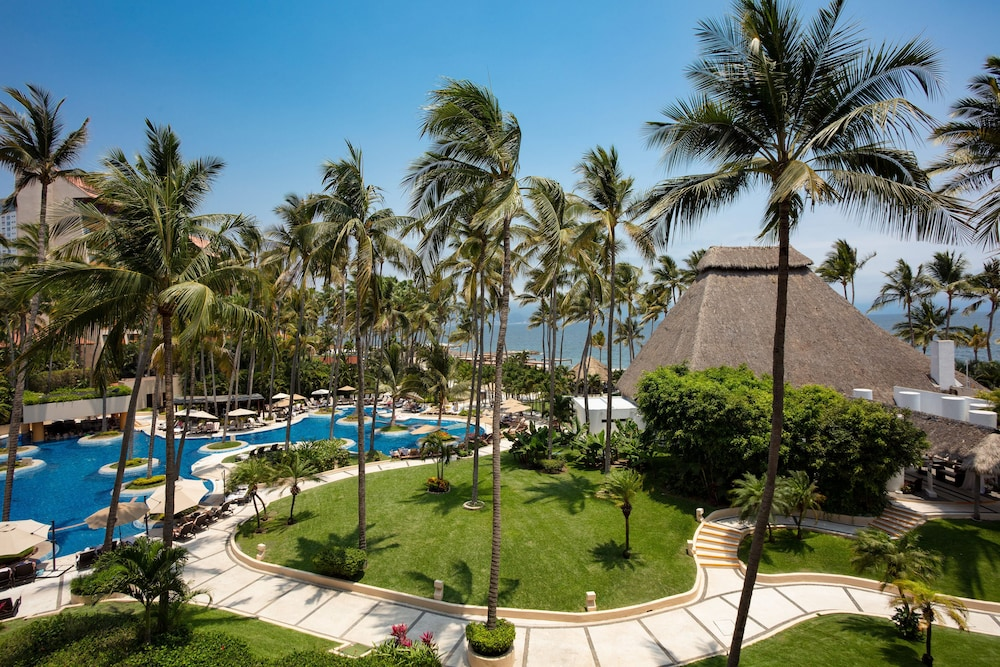 View from Room, The Westin Resort & Spa Puerto Vallarta