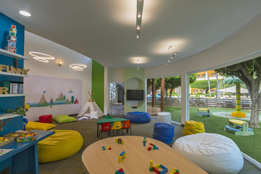 Children's Area, The Westin Resort & Spa Puerto Vallarta