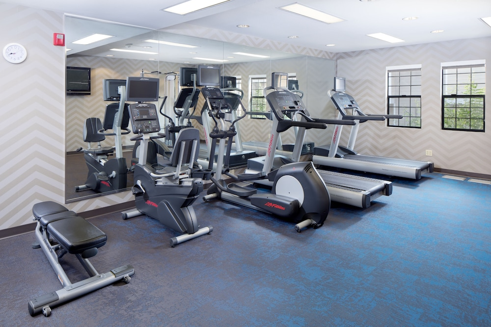 Fitness Facility, Residence Inn by Marriott Denver Downtown