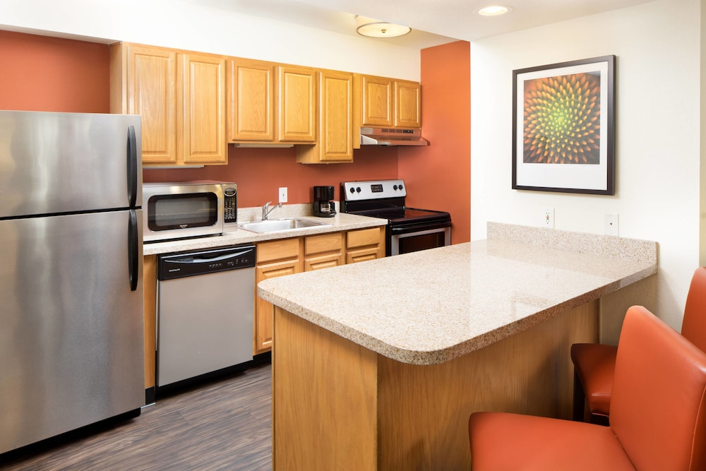 Private Kitchen, Residence Inn by Marriott Denver Downtown