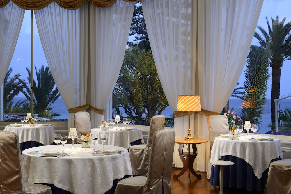 Restaurant, Royal Hotel San Remo