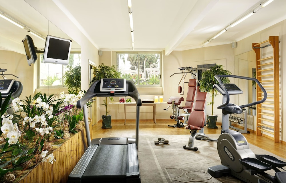 Gym, Royal Hotel San Remo