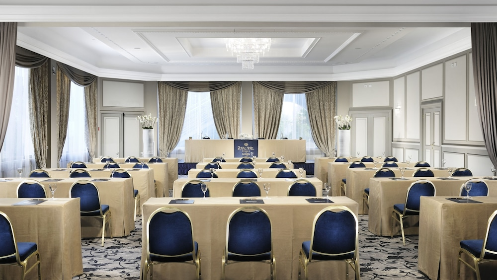 Meeting Facility, Royal Hotel San Remo