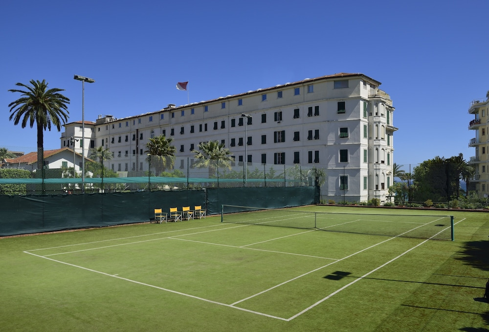 Tennis Court, Royal Hotel San Remo