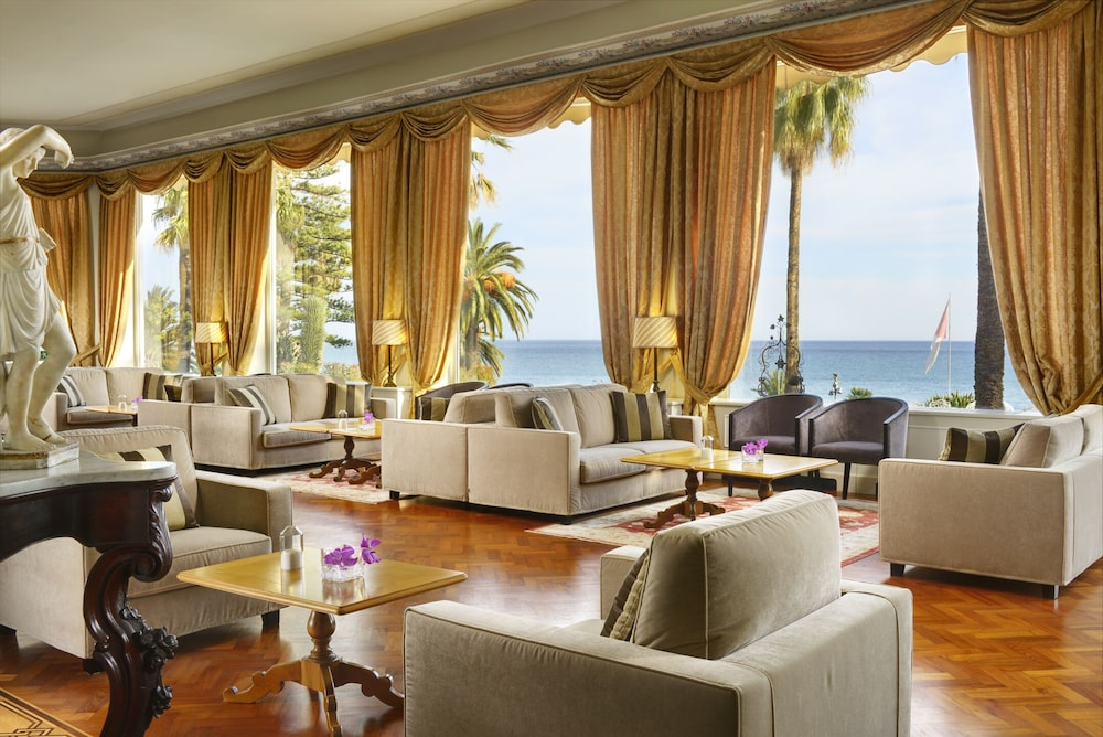 Lobby Lounge, Royal Hotel San Remo