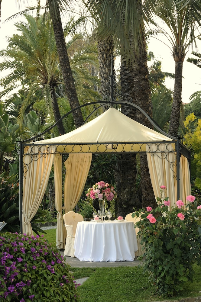 Gazebo, Royal Hotel San Remo