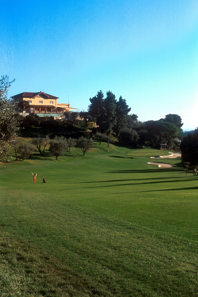 Golf, Royal Hotel San Remo