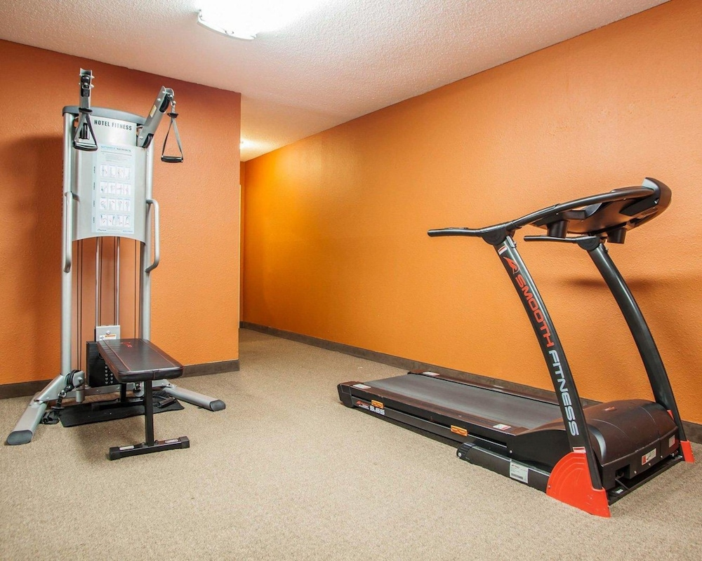 Fitness Facility, Quality Inn St. Louis Airport Hotel