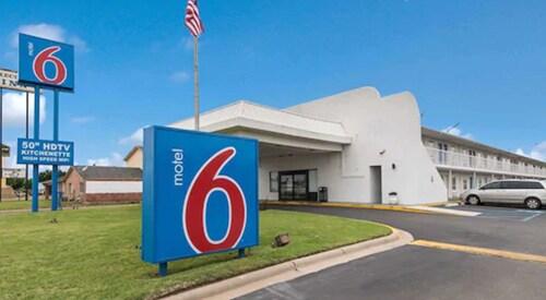 Motel 6-Abilene, TX
