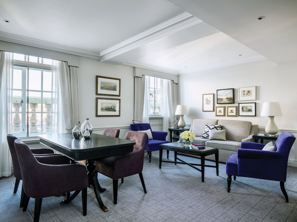 Living Room, The Langham, London