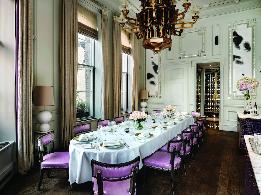 Dining, The Langham, London