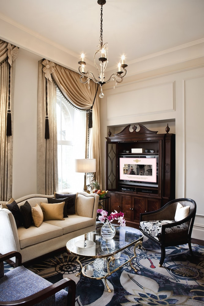 Living Area, The Langham, London
