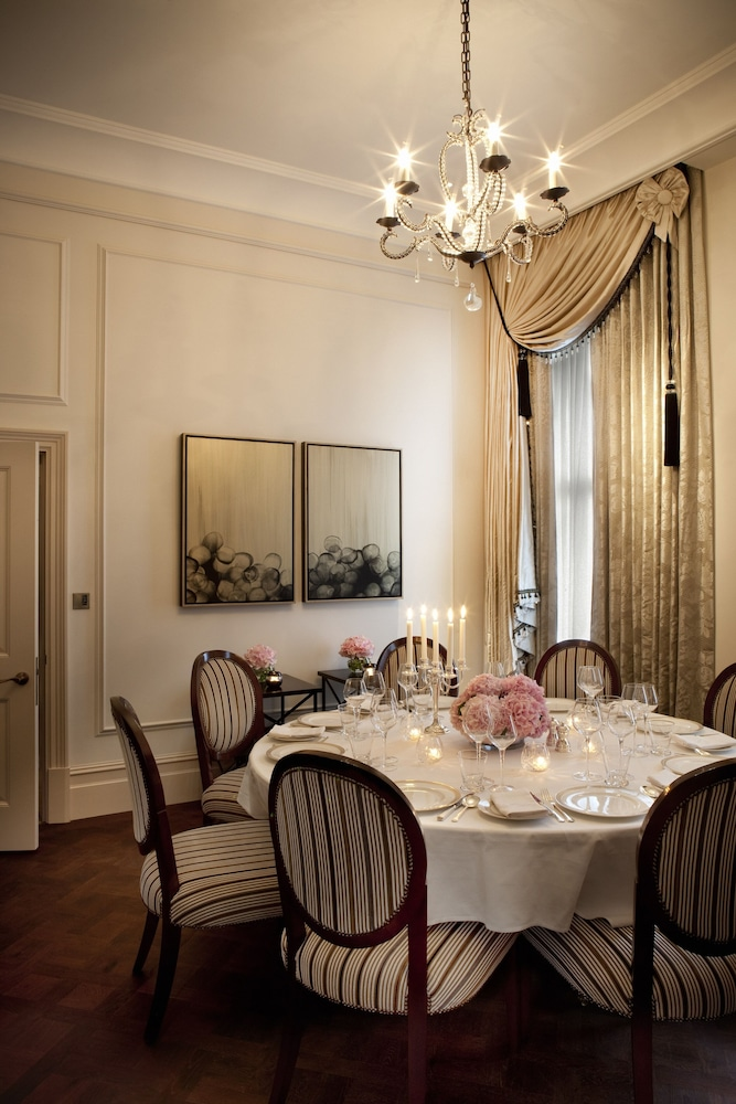 Dining room, The Langham, London