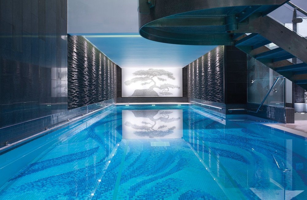 Indoor Pool, The Langham, London