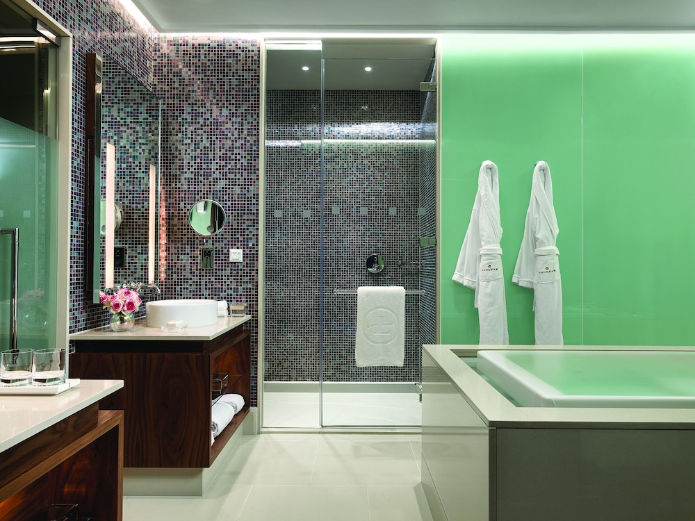 Bathroom Shower, The Langham, London