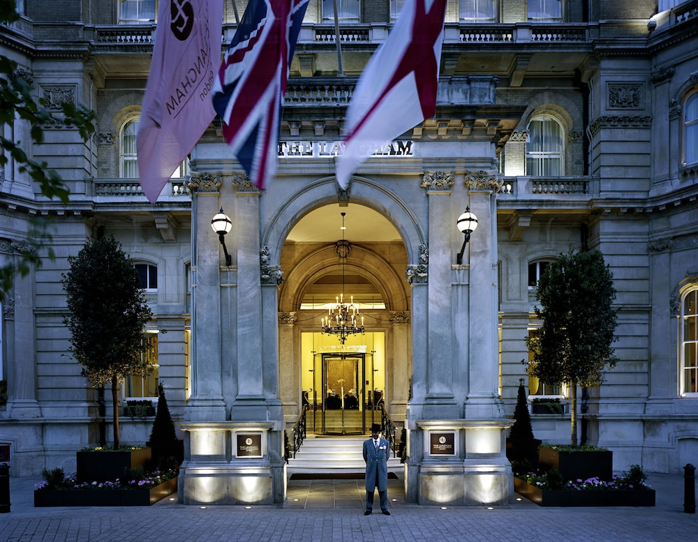 Front of Property, The Langham, London