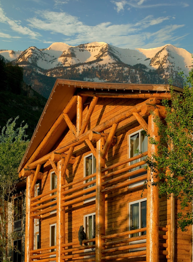 The Lodge At Bryce Canyon Dining Room: The Lodge At Jackson Hole In Jackson Hole, WY
