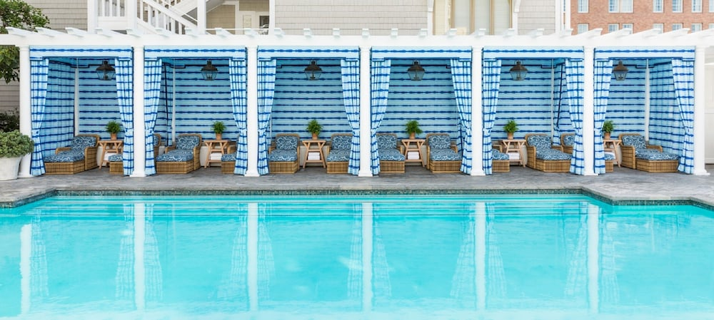 Pool, Shutters on the Beach