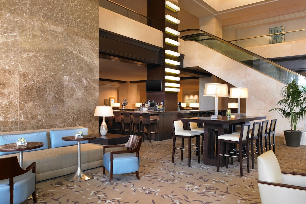 Lobby Lounge, The Westin Los Angeles Airport