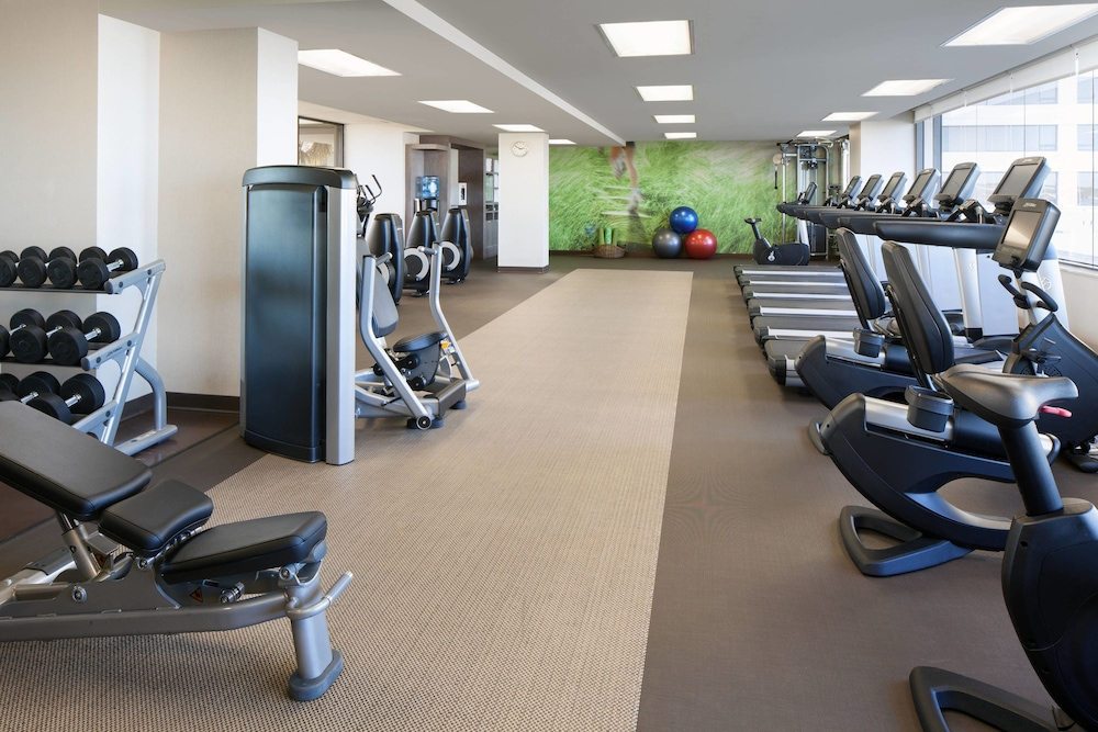 Fitness Facility, The Westin Los Angeles Airport