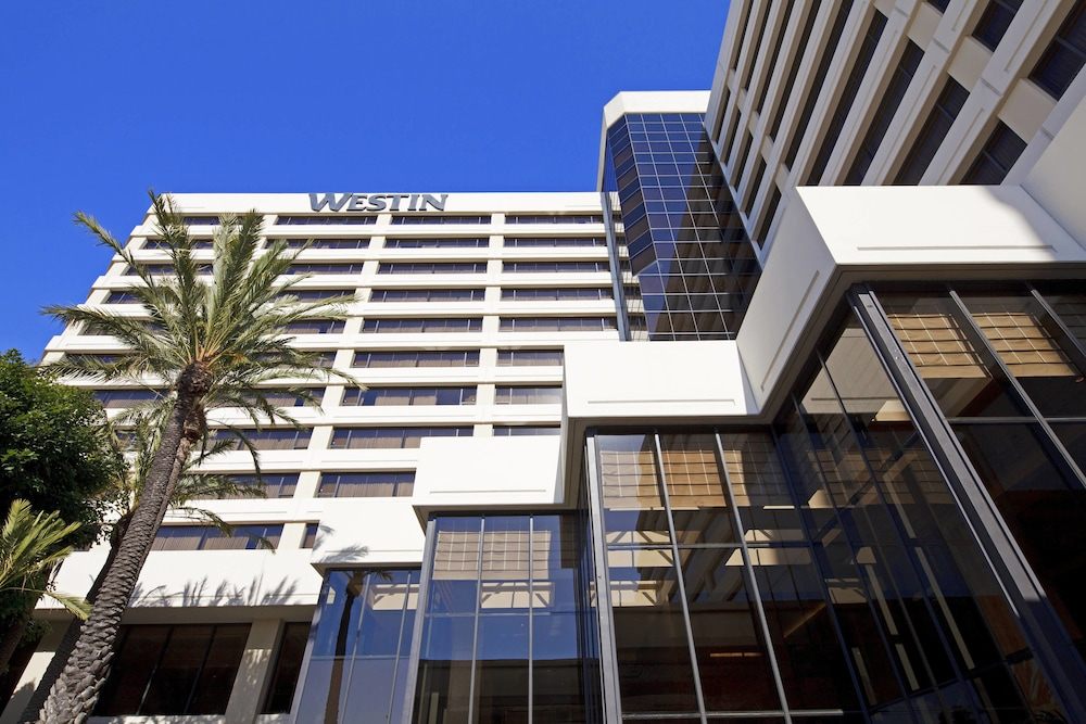 Exterior, The Westin Los Angeles Airport