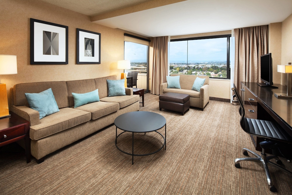Room, The Westin Los Angeles Airport