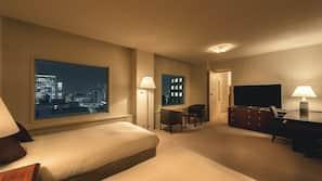 Minibar, desk, free WiFi, bed sheets