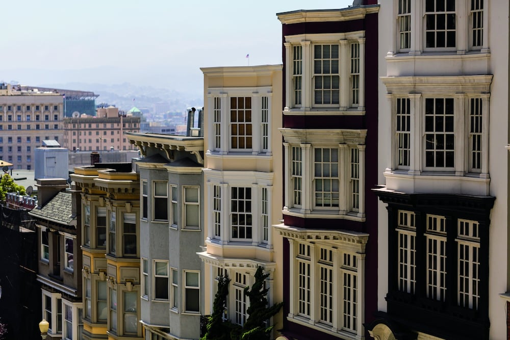 View from Property, The Ritz-Carlton, San Francisco