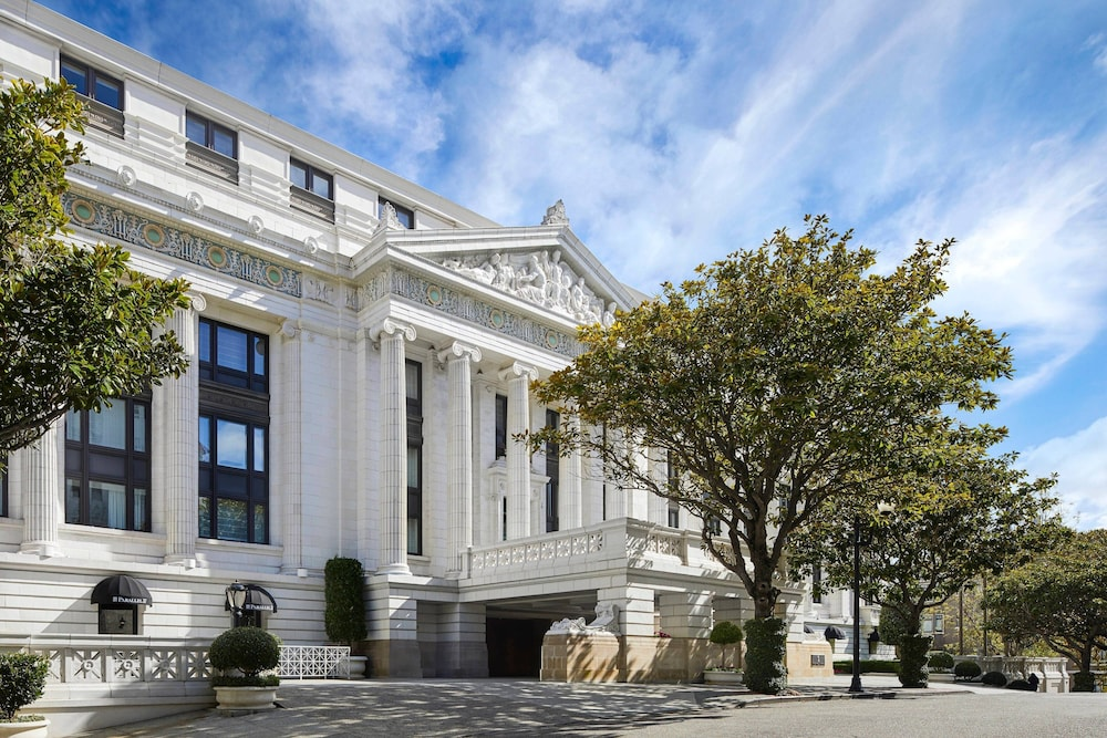 Exterior, The Ritz-Carlton, San Francisco