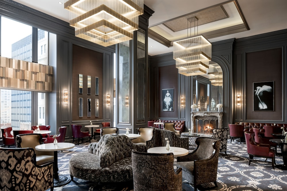Bar, The Ritz-Carlton, San Francisco