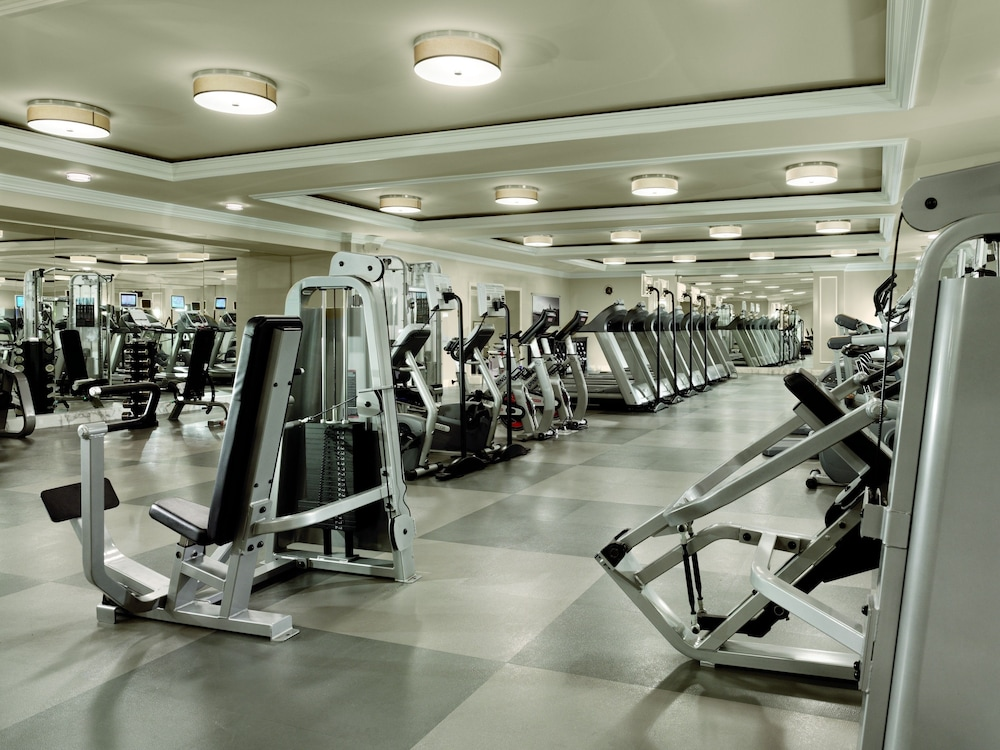 Fitness Facility, The Ritz-Carlton, San Francisco