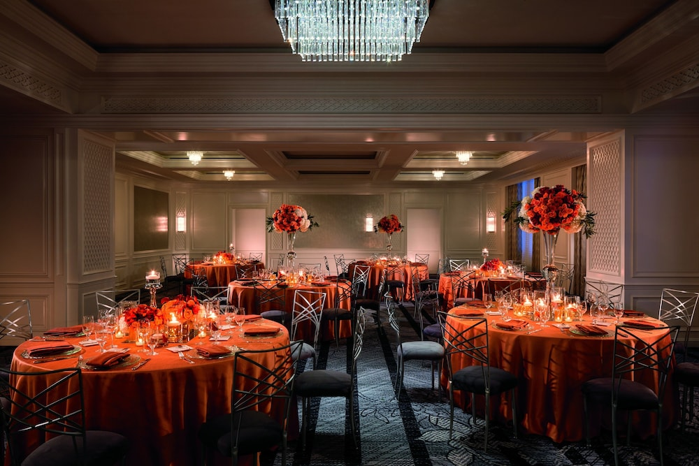 Indoor Wedding, The Ritz-Carlton, San Francisco